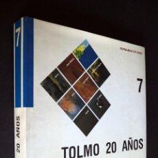 Libros de segunda mano: TOLMO 20 AÑOS. FERNANDO DE GILES. COLECCIÓN PATRIMONIO HISTÓRICO CASTILLA - LA MANCHA Nº 7. 1990. Lote 154997370