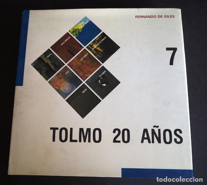 Libros de segunda mano: TOLMO 20 AÑOS. Fernando de Giles. Colección Patrimonio histórico castilla - la mancha Nº 7. 1990 - Foto 2 - 154997370