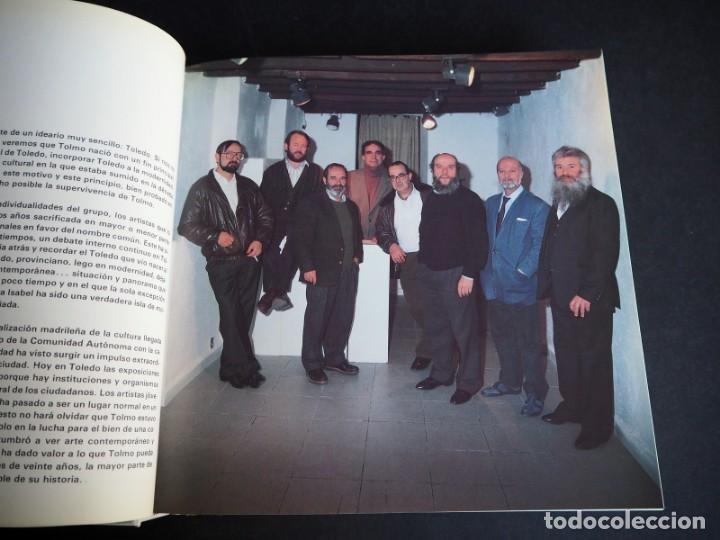 Libros de segunda mano: TOLMO 20 AÑOS. Fernando de Giles. Colección Patrimonio histórico castilla - la mancha Nº 7. 1990 - Foto 3 - 154997370