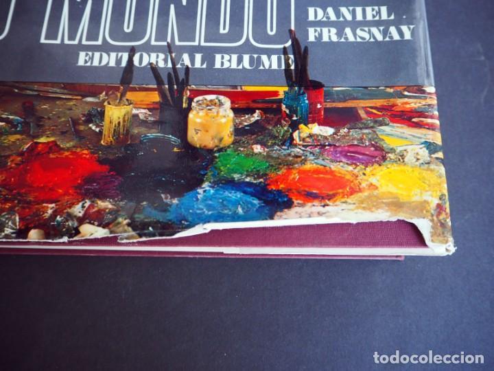 Libros de segunda mano: PINTORES Y ESCULTORES. SU MUNDO. Daniel Frasnay. Editorial Blume 1969 - Foto 2 - 155003618