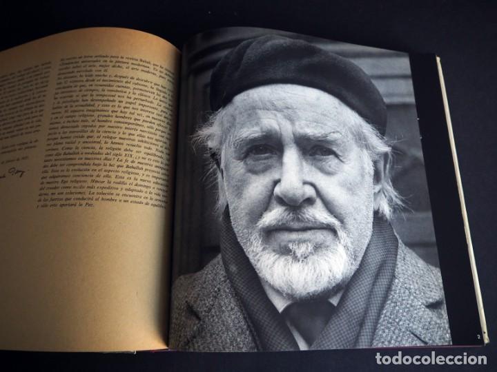 Libros de segunda mano: PINTORES Y ESCULTORES. SU MUNDO. Daniel Frasnay. Editorial Blume 1969 - Foto 4 - 155003618