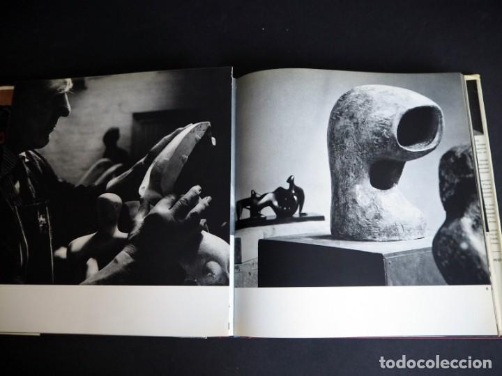 Libros de segunda mano: PINTORES Y ESCULTORES. SU MUNDO. Daniel Frasnay. Editorial Blume 1969 - Foto 8 - 155003618