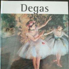 Libros de segunda mano: DEGAS - LA ERA DE LOS IMPRESIONISTAS - GLOBUS 2006. Lote 155302894