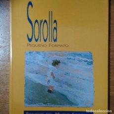 Libros de segunda mano: EXPOSICIÓN SOROLLA, PEQUEÑO FORMATO. FONDOS DEL MUSEO SOROLLA, 1995.. Lote 155415018