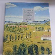 Libros de segunda mano - Esposicion antologica de la escuela de madrid - arm06 - 155486346