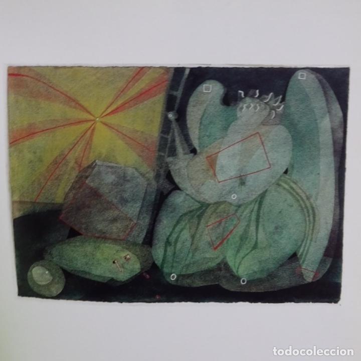 Libros de segunda mano: Libro e invitación de arranz-Bravo.2002.galeria trama. - Foto 5 - 155704318