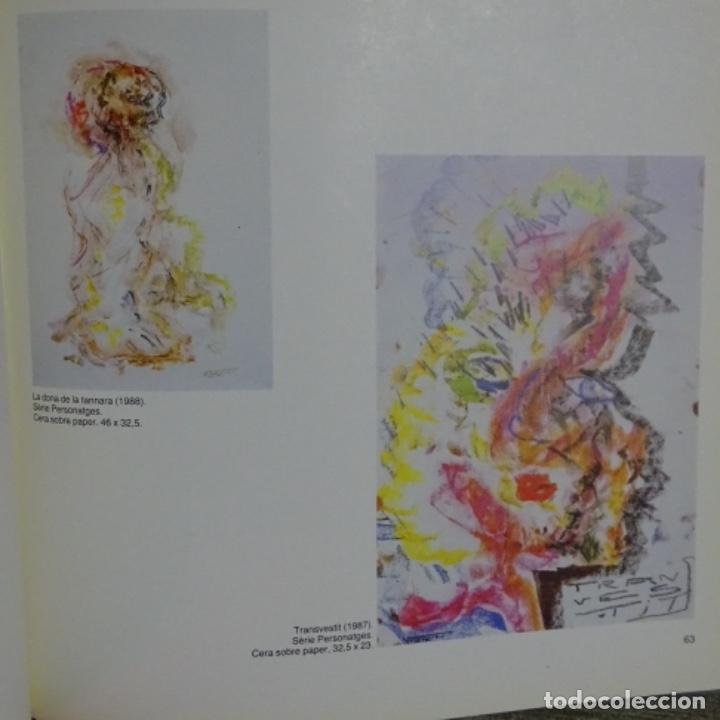 Libros de segunda mano: Libro vergesGrau.l'expresio amb ceres.diccionari rafols.80 páginas. - Foto 4 - 155708918