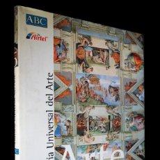 Libros de segunda mano: HISTORIA UNIVERSAL DEL ARTE 6. EL RENACIMIENTO. ESPASA CALPE S.A. 2000. Lote 155776970