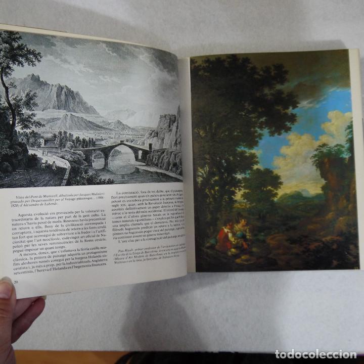 Libros de segunda mano: EL PAISATGISME A CATALUNYA - FRANCESC FONTBONA Y RAMON MANENT - DESTINO - 1979 - Foto 3 - 155812422