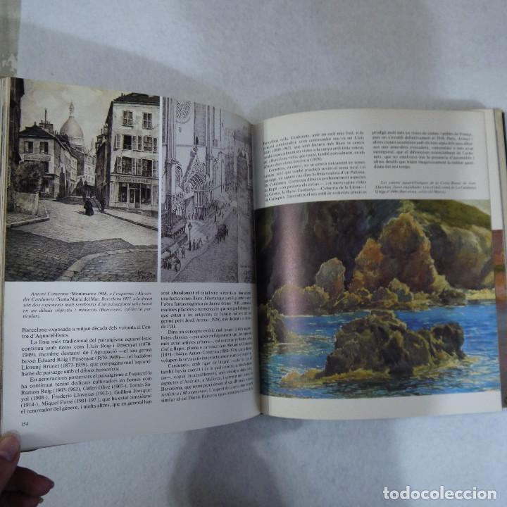 Libros de segunda mano: EL PAISATGISME A CATALUNYA - FRANCESC FONTBONA Y RAMON MANENT - DESTINO - 1979 - Foto 5 - 155812422