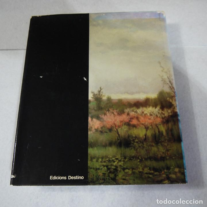 Libros de segunda mano: EL PAISATGISME A CATALUNYA - FRANCESC FONTBONA Y RAMON MANENT - DESTINO - 1979 - Foto 8 - 155812422