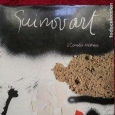 Libros de segunda mano: GUINOVART. EL ARTE EN LIBERTAD -- J. CORREDOR-MATHEOS. Lote 155816086