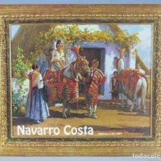 Libros de segunda mano: NAVARRO COSTA. MEDALLA ORO. Lote 155837922