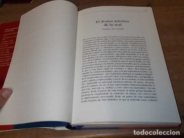 Libros de segunda mano: LOS PINTORES DE LO REAL. GALAXIA GUTENBERG. CÍRCULO DE LECTORES. 1ª EDICIÓN 2008. EXCELENTE EJEMPLAR - Foto 4 - 155868346