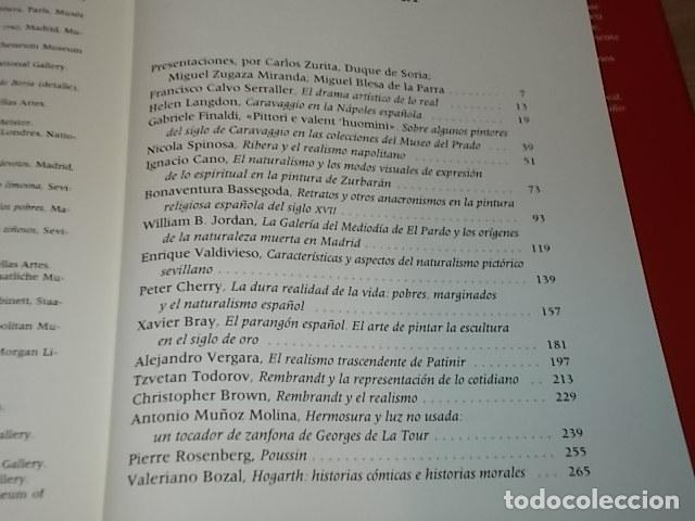 Libros de segunda mano: LOS PINTORES DE LO REAL. GALAXIA GUTENBERG. CÍRCULO DE LECTORES. 1ª EDICIÓN 2008. EXCELENTE EJEMPLAR - Foto 18 - 155868346