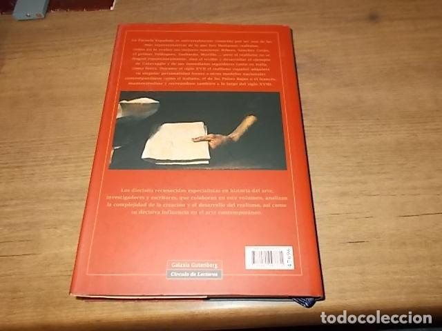 Libros de segunda mano: LOS PINTORES DE LO REAL. GALAXIA GUTENBERG. CÍRCULO DE LECTORES. 1ª EDICIÓN 2008. EXCELENTE EJEMPLAR - Foto 19 - 155868346