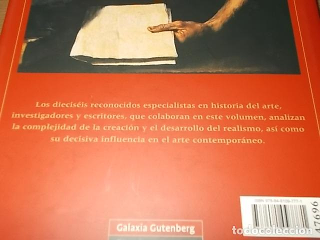Libros de segunda mano: LOS PINTORES DE LO REAL. GALAXIA GUTENBERG. CÍRCULO DE LECTORES. 1ª EDICIÓN 2008. EXCELENTE EJEMPLAR - Foto 21 - 155868346