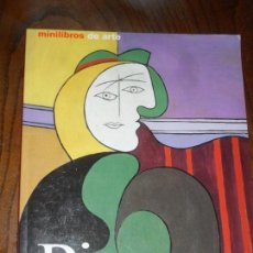 Libros de segunda mano: PICASSO- KONEMANN. MINILIBROS DE ARTE. Lote 155875558