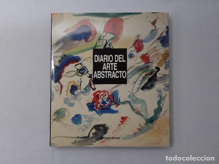 DIARIO ARTE ABSTRACTO. (Libros de Segunda Mano - Bellas artes, ocio y coleccionismo - Pintura)