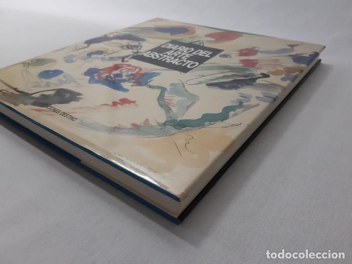 Libros de segunda mano: DIARIO ARTE ABSTRACTO. - Foto 2 - 155962049