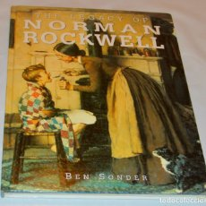 Libros de segunda mano: THE LEGACY OF NORMAN ROCKWELL - 1995 - EN INGLES. Lote 155993490
