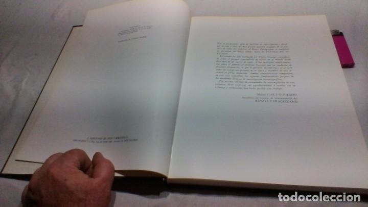Libros de segunda mano: GOYA TESTIGO DE SU TIEMPO/ PIERRE GASSIER/ EDICIONES ARTE BIBLIOGRAFIA/ / D604 - Foto 7 - 156032286