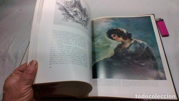 Libros de segunda mano: GOYA TESTIGO DE SU TIEMPO/ PIERRE GASSIER/ EDICIONES ARTE BIBLIOGRAFIA/ / D604 - Foto 8 - 156032286