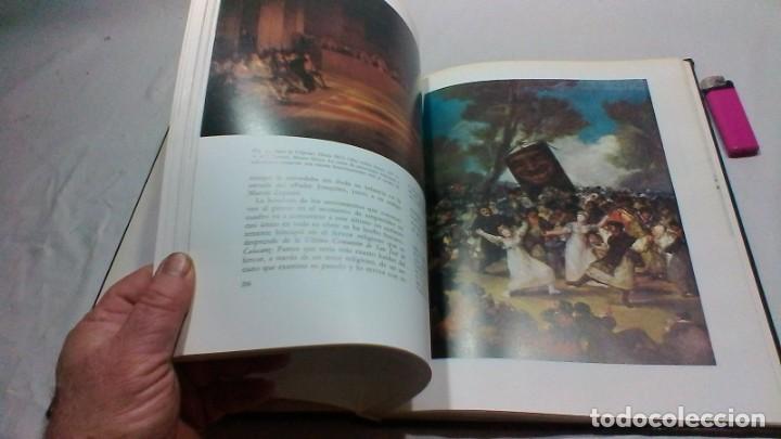 Libros de segunda mano: GOYA TESTIGO DE SU TIEMPO/ PIERRE GASSIER/ EDICIONES ARTE BIBLIOGRAFIA/ / D604 - Foto 9 - 156032286