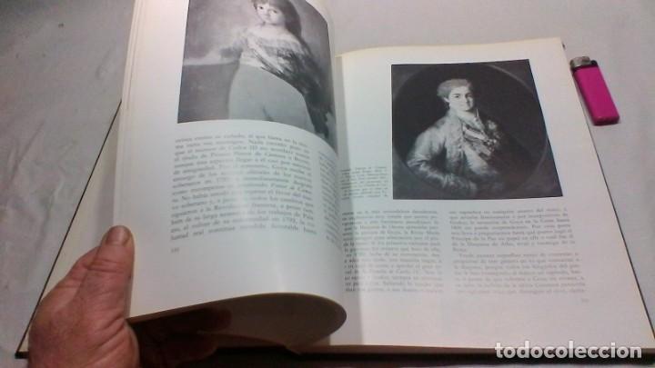Libros de segunda mano: GOYA TESTIGO DE SU TIEMPO/ PIERRE GASSIER/ EDICIONES ARTE BIBLIOGRAFIA/ / D604 - Foto 15 - 156032286