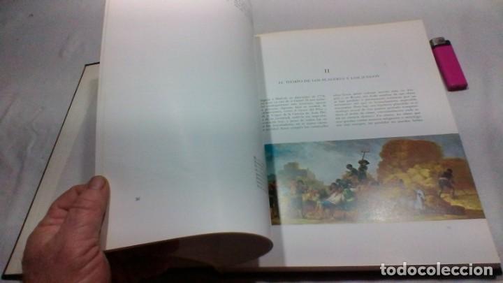 Libros de segunda mano: GOYA TESTIGO DE SU TIEMPO/ PIERRE GASSIER/ EDICIONES ARTE BIBLIOGRAFIA/ / D604 - Foto 17 - 156032286