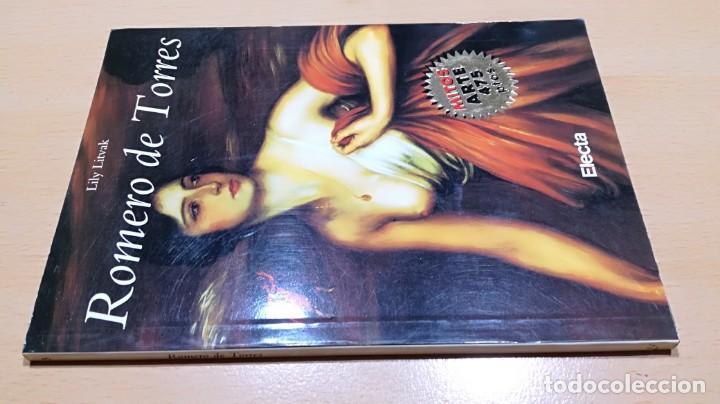 ROMERO DE TORRES/ LILY LITWAK/ ELECTA/ / F102 (Libros de Segunda Mano - Bellas artes, ocio y coleccionismo - Pintura)