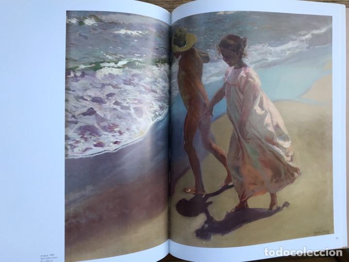 Libros de segunda mano: Pintor Joaquin Sorolla. Visión de España. Hispanic Society of America y Bancaja - Foto 6 - 212542623