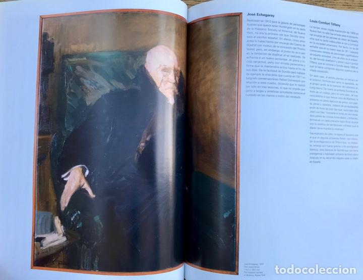 Libros de segunda mano: Pintor Joaquin Sorolla. Visión de España. Hispanic Society of America y Bancaja - Foto 7 - 212542623