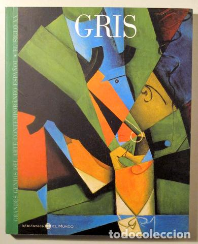GRIS, JUAN - GRIS - BARCELONA 2006 - MUY ILUSTRADO (Libros de Segunda Mano - Bellas artes, ocio y coleccionismo - Pintura)