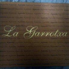 Libros de segunda mano: LA GARROTXA 1995, EDICIÓN CON LITOGRAFÍAS FIRMADAS A LAPIZ POR LOS AUTORES.. Lote 113665742