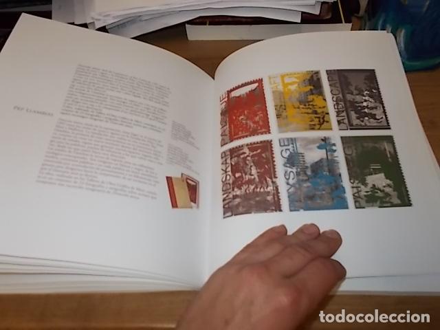 Libros de segunda mano: 10 ANYS TALLERS DOBRA GRÀFICA FUNDACIÓ PILAR I JOAN MIRÓ. CASAL SOLLERIC. AJUNTAMENT DE PALMA. 2004 - Foto 14 - 195507465