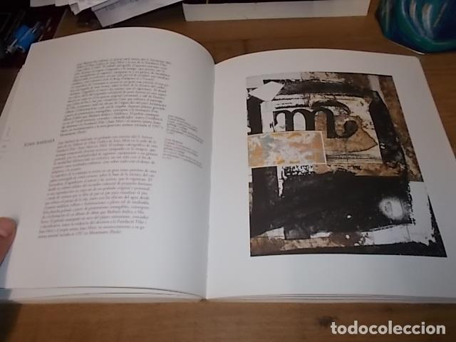 Libros de segunda mano: 10 ANYS TALLERS DOBRA GRÀFICA FUNDACIÓ PILAR I JOAN MIRÓ. CASAL SOLLERIC. AJUNTAMENT DE PALMA. 2004 - Foto 21 - 195507465