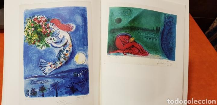 Libros de segunda mano: MARC GHAGALL,The litographs. - Foto 4 - 158218773