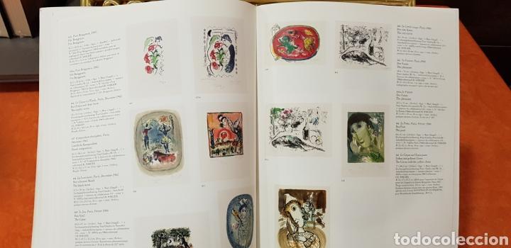 Libros de segunda mano: MARC GHAGALL,The litographs. - Foto 6 - 158218773