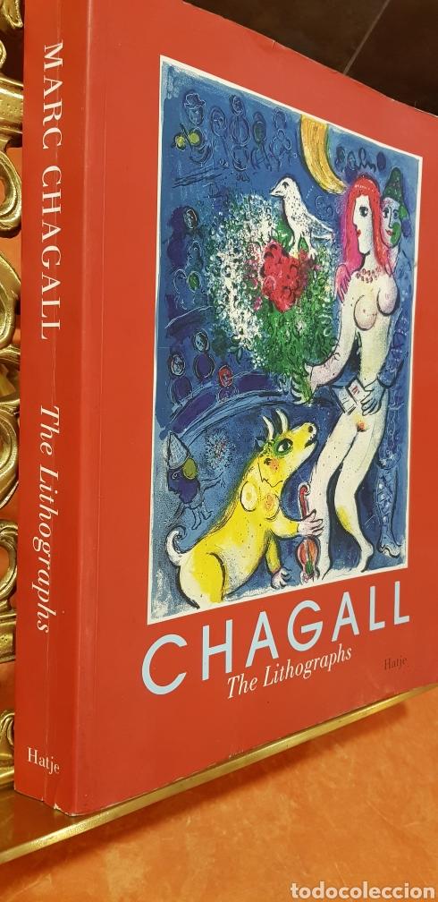 Libros de segunda mano: MARC GHAGALL,The litographs. - Foto 10 - 158218773