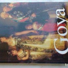 Libros de segunda mano: GOYA - MINILIBROS DE ARTE - ELKE LINDA BUCHHOLZ - KÖNEMANN. Lote 158420026