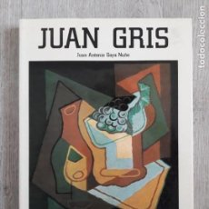 Libros de segunda mano: JUAN GRIS - JUAN ANTONIO GAYA NUÑO . Lote 158564726