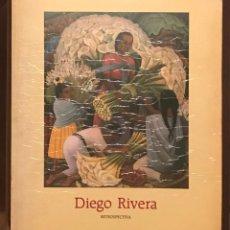 Libros de segunda mano: DIEGO RIVERA. RETROSPECTIVA - 0303. Lote 158607058