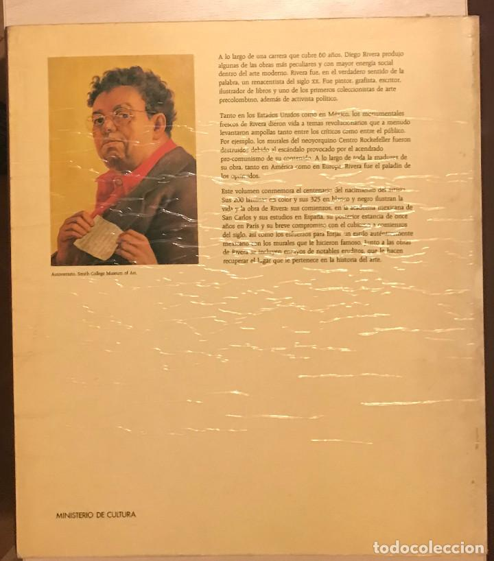 Libros de segunda mano: DIEGO RIVERA. RETROSPECTIVA - 0303 - Foto 2 - 158607058