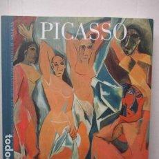 Livres d'occasion: PICASSO 1881-1914 -- BIBLIOTECA EL MUNDO - 1ª EDICIÓN 2003 COMO NUEVO.. Lote 159314234