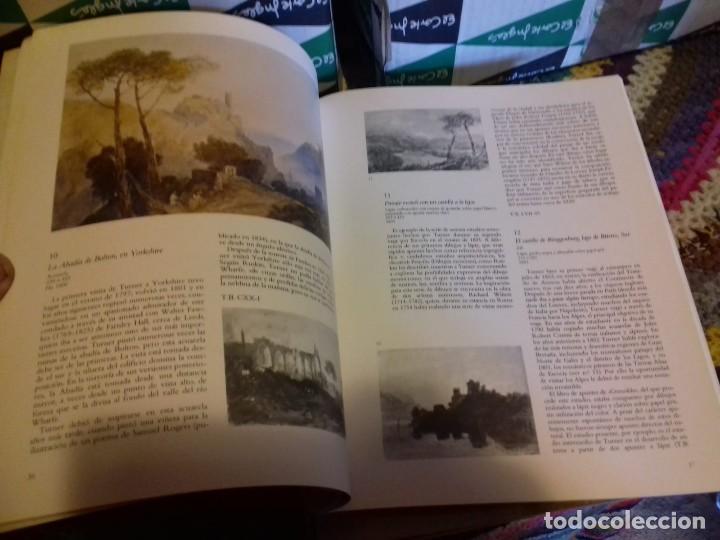 Libros de segunda mano: LOTE DE 25 LIBROS -J.M.W. TURNER. DIBUJOS Y ACUARELAS DEL MUSEO BRITANICO (ENVIO GRATIS EN ESPAÑA ) - Foto 4 - 159816750