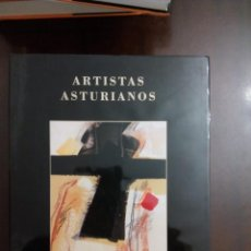 Libros de segunda mano: VV. AA. ARTISTAS ASTURIANOS. PINTORES TOMO V. PINTORES 1938-1949. ÚRCULO .... Lote 159936154