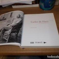 Libros de segunda mano: CARLOS DE HAES EN EL MUSEO DEL PRADO. 1826 - 1898. ANA GUTIÉRREZ. 1ª EDICIÓN 2002. TODO UNA JOYA!!!. Lote 160074814