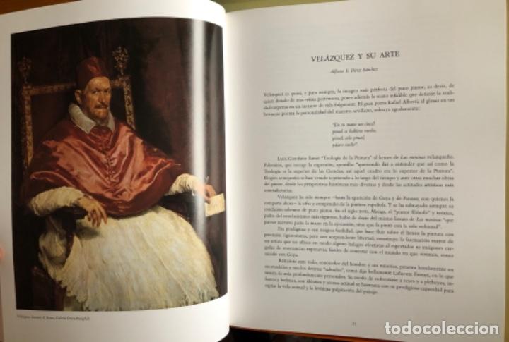 Libros de segunda mano: VELAZQUEZ- CATALOGO MONUMENTAL EXPOSICION MUSEO DEL PRADO 1.990 - Foto 4 - 160360922