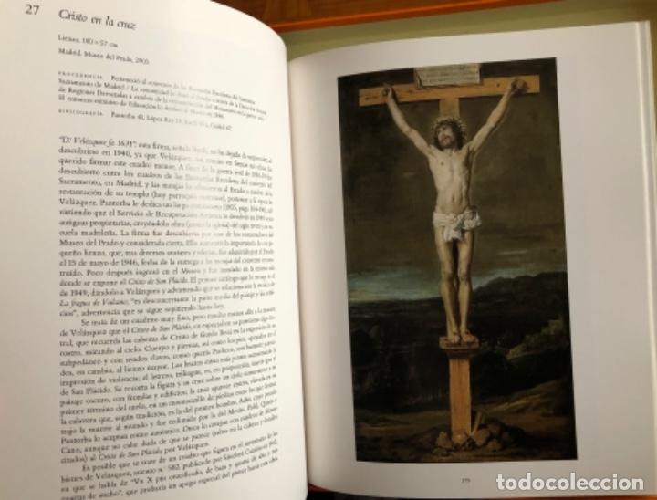Libros de segunda mano: VELAZQUEZ- CATALOGO MONUMENTAL EXPOSICION MUSEO DEL PRADO 1.990 - Foto 7 - 160360922